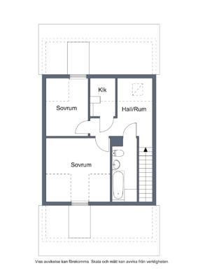 Lev livet innanför cityringen med varsitt våningsplan!